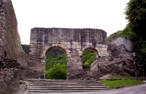 aqueduc de thermes
