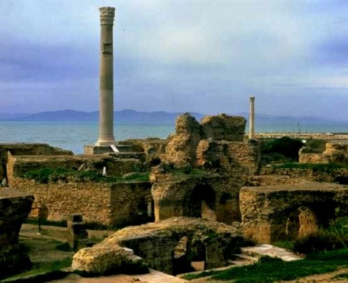 carthage thermes